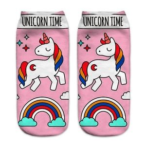 Unicorn Rainbow Socks (2/$20)